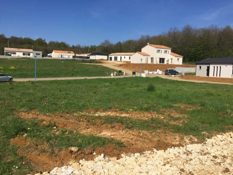Vente terrain Liguge 69000€ - Photo 1