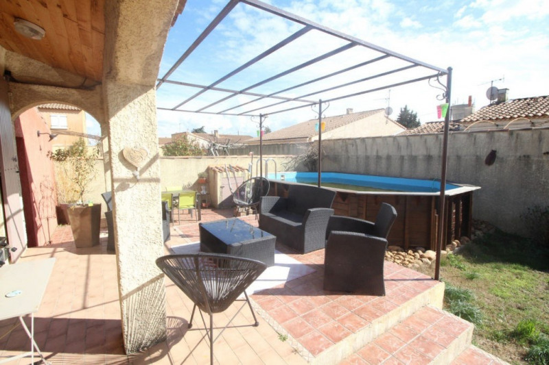 Vente maison / villa Meynes 243800€ - Photo 8