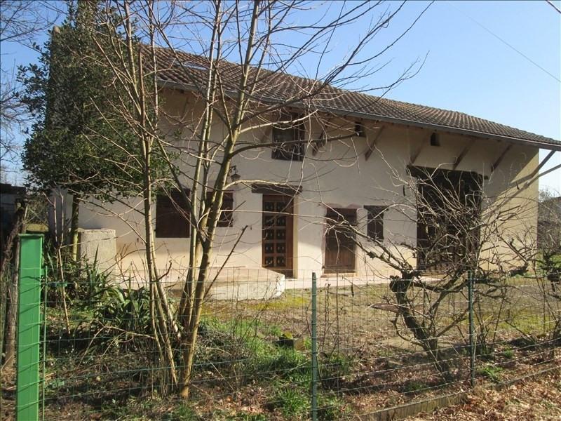 Vente maison / villa Cuisery 142000€ - Photo 1