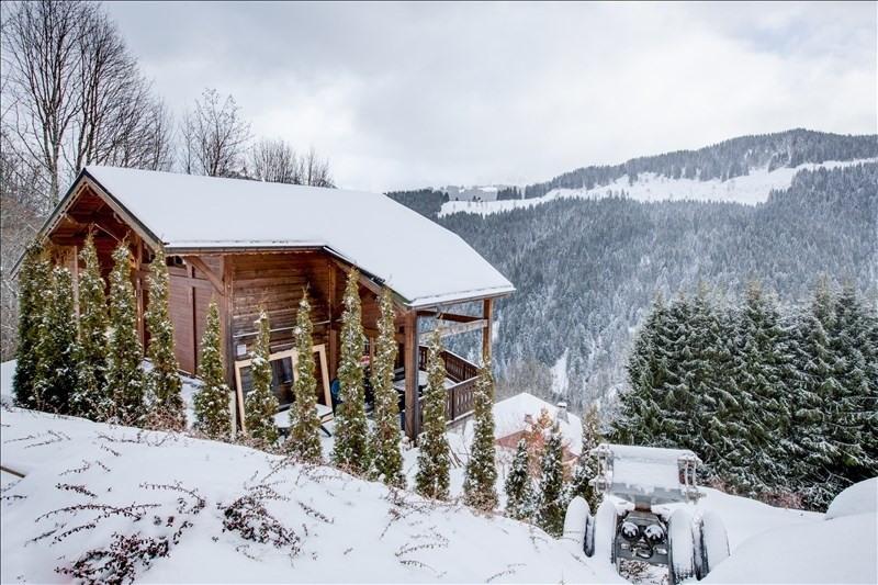 Vente de prestige maison / villa La cote d arbroz 730000€ - Photo 2