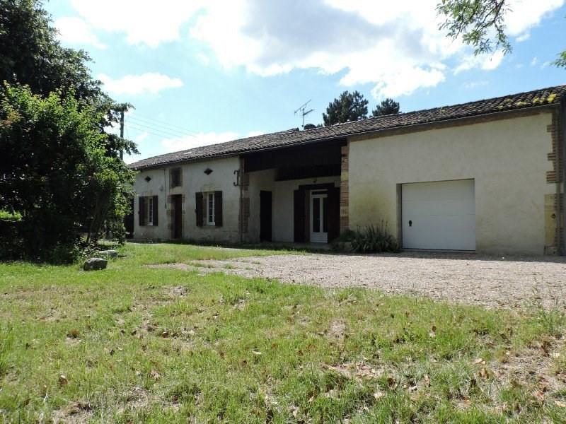 Rental house / villa Le passage 950€ CC - Picture 1