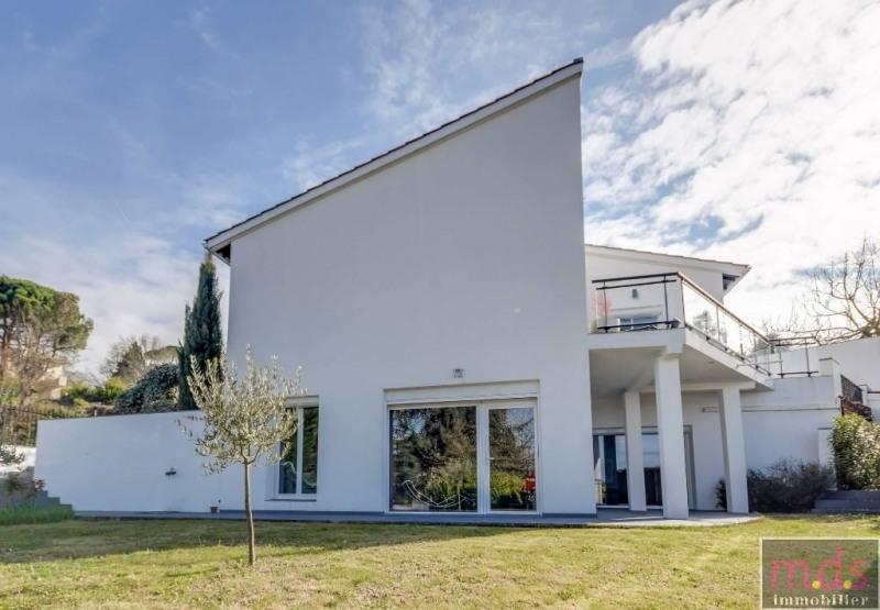 Deluxe sale house / villa Montrabe 551000€ - Picture 1