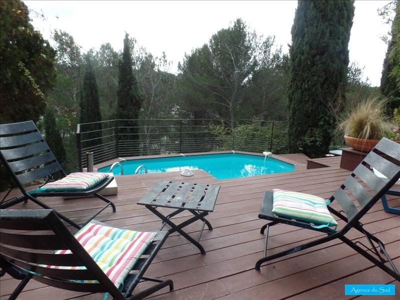 Vente maison / villa Carnoux en provence 525000€ - Photo 6