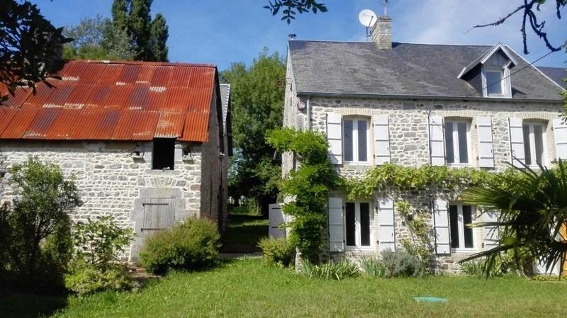 Revenda casa Regneville sur mer 246000€ - Fotografia 1