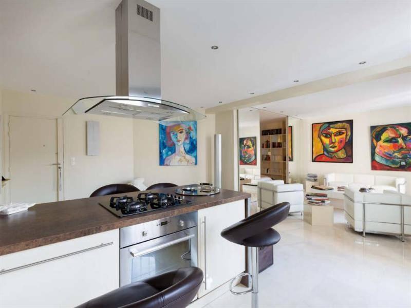 Revenda residencial de prestígio apartamento Paris 16ème 735000€ - Fotografia 5