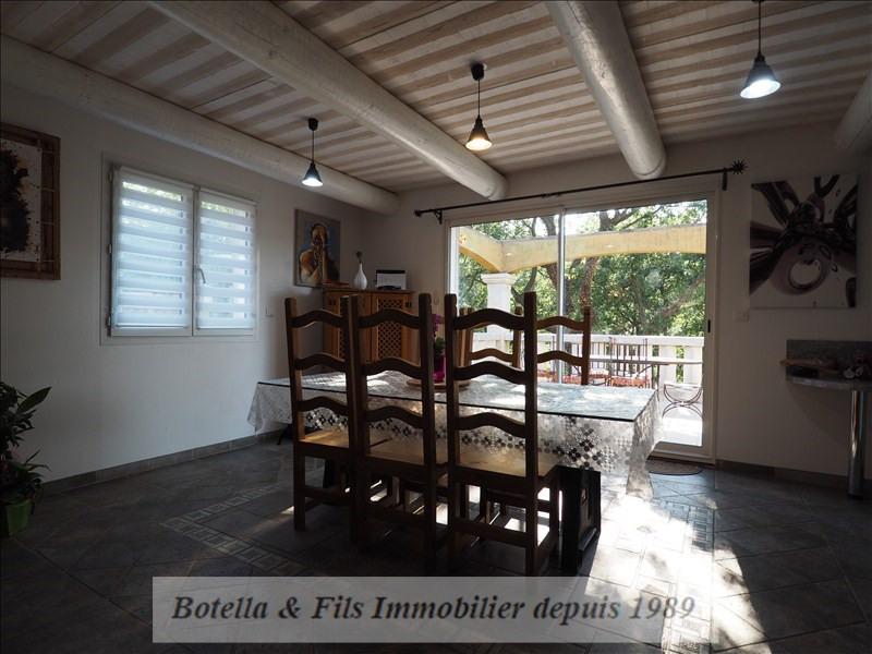 Vente maison / villa St victor la coste 388000€ - Photo 6