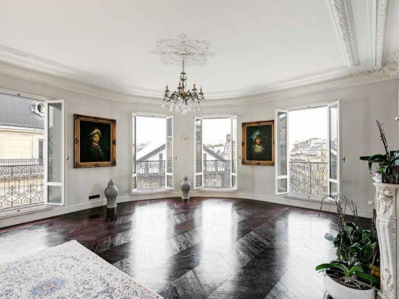 Verkoop van prestige  appartement Paris 8ème 4800000€ - Foto 2