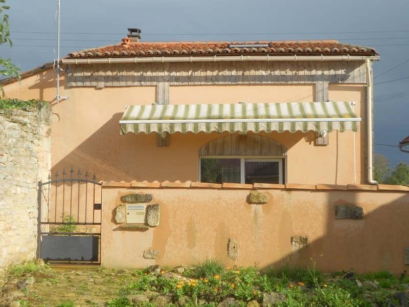 Sale house / villa Aigre 63500€ - Picture 1