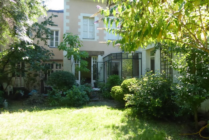 Deluxe sale private mansion Angers 755000€ - Picture 2