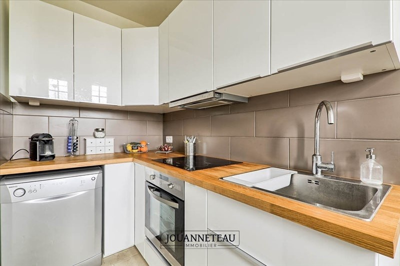 Sale apartment Vanves 369 000€ - Picture 3