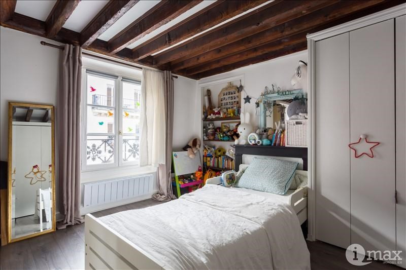 Vente appartement Paris 17ème 700000€ - Photo 5