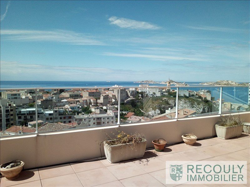 Vente de prestige appartement Marseille 7ème 970 000€ - Photo 3