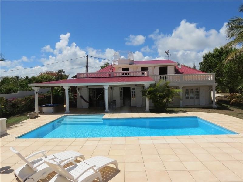 Deluxe sale house / villa Ste anne 1290000€ - Picture 5