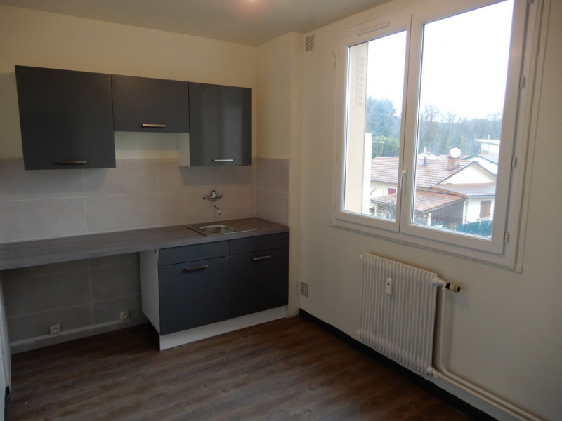 Sale apartment Pont de cheruy 109 500€ - Picture 3