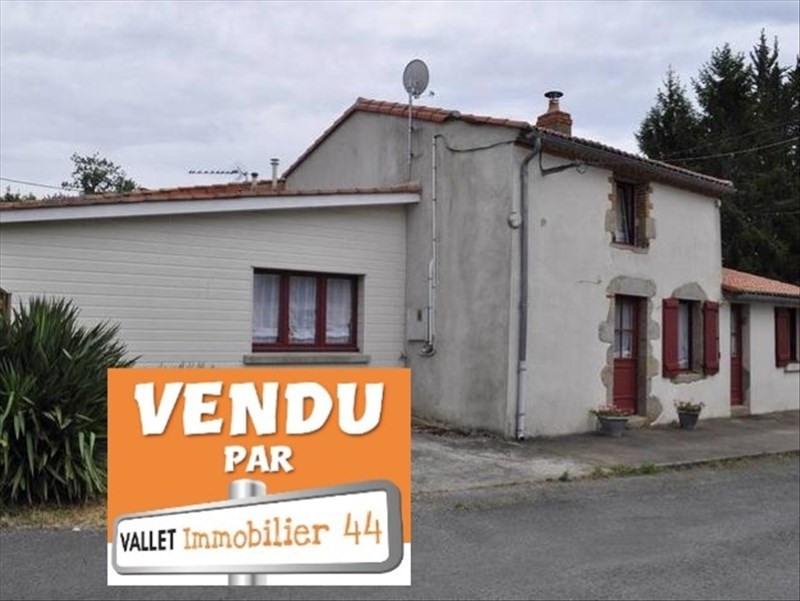Vente maison / villa Mouzillon 149990€ - Photo 1