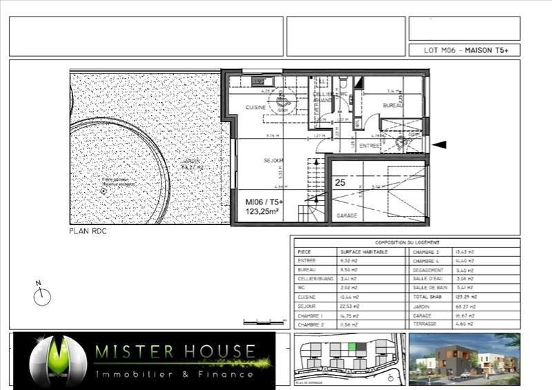 Vendita casa Montauban 255980€ - Fotografia 2