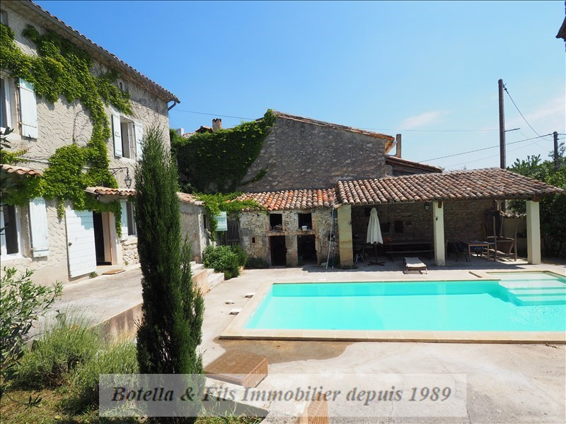 Vente maison / villa Uzes 426 000€ - Photo 7