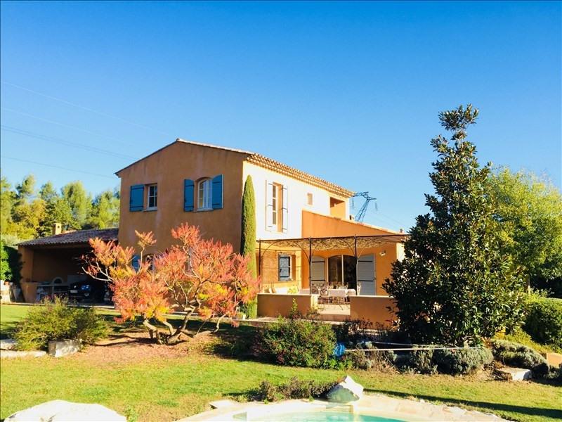 Verkoop van prestige  huis Meyreuil 855000€ - Foto 2