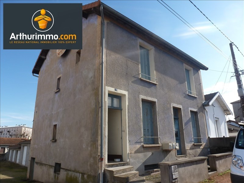 Vente immeuble Roanne 106 500€ - Photo 1