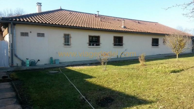 Lijfrente  huis Saint-bressou 65000€ - Foto 3