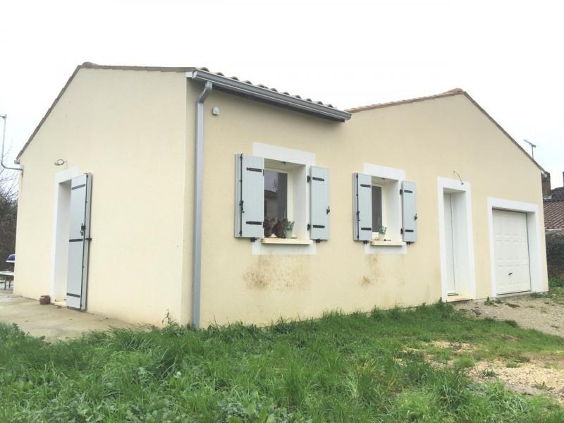Vente maison / villa Cherves-richemont 176220€ - Photo 10