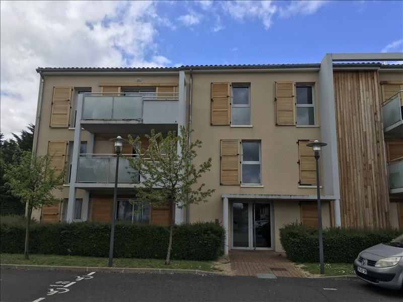 Location appartement Poitiers 449€ CC - Photo 1