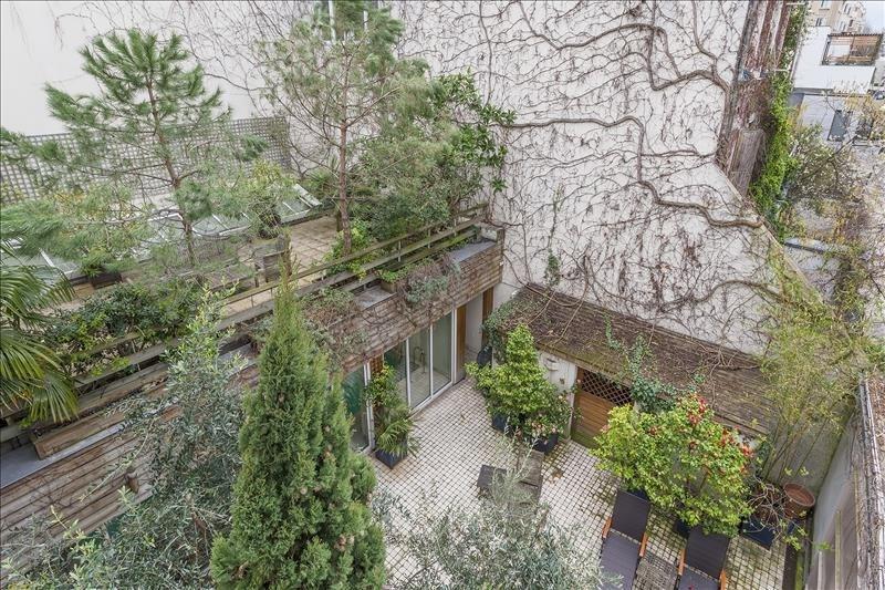 Vente de prestige maison / villa Paris 18ème 2650000€ - Photo 19