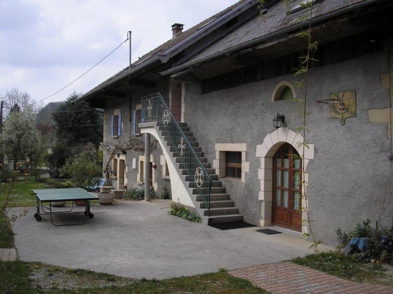 Venta de prestigio  casa Marcellaz albanais 850500€ - Fotografía 3