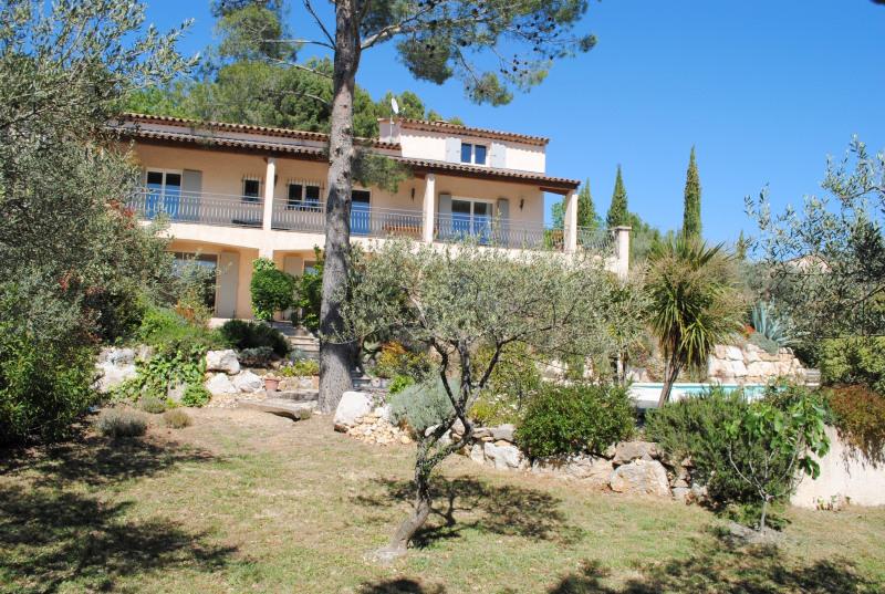 Venta de prestigio  casa Fayence 745000€ - Fotografía 5