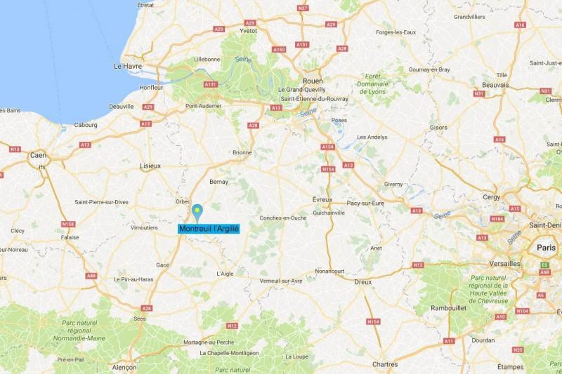 Vente terrain Montreuil-l'argille 18500€ - Photo 5
