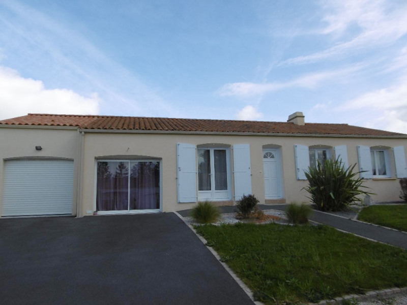 Vente maison / villa St georges de pointindoux 210 500€ - Photo 1