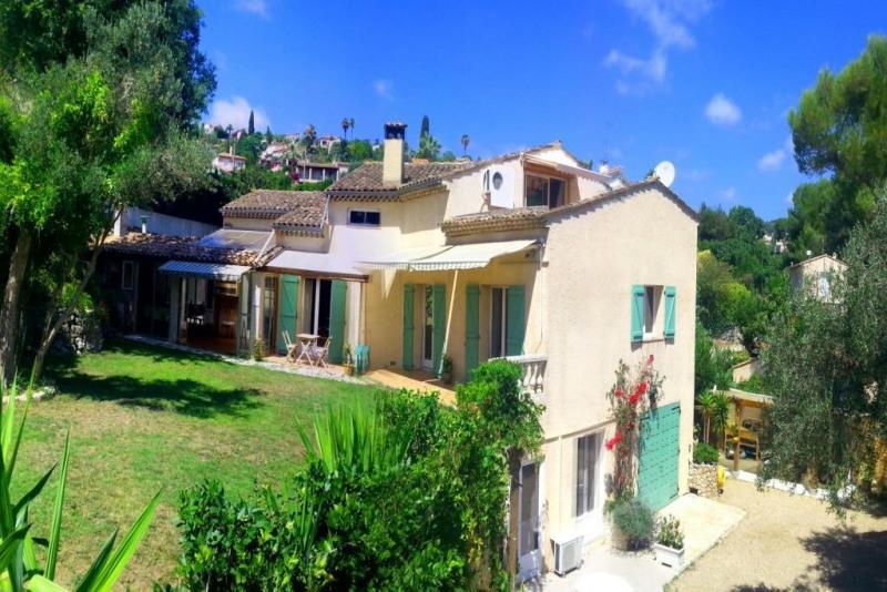 Vente maison / villa Le golfe juan 870000€ - Photo 2