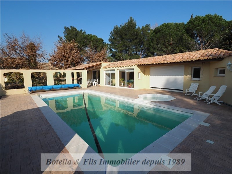 Deluxe sale house / villa Uzes 650 000€ - Picture 2