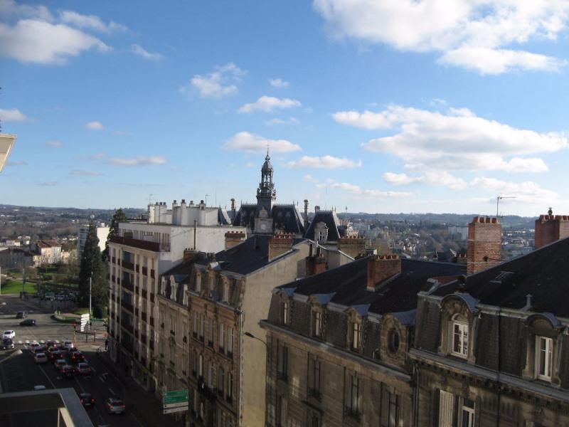 Rental apartment Limoges 635€ CC - Picture 1