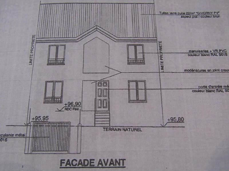 Vente maison / villa Amblainville 250853€ - Photo 2