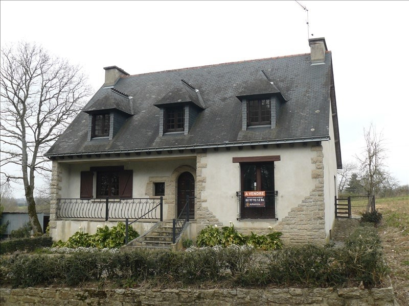 Vente maison / villa Josselin 137 800€ - Photo 1