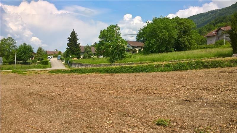 Vente terrain Chindrieux 88000€ - Photo 1