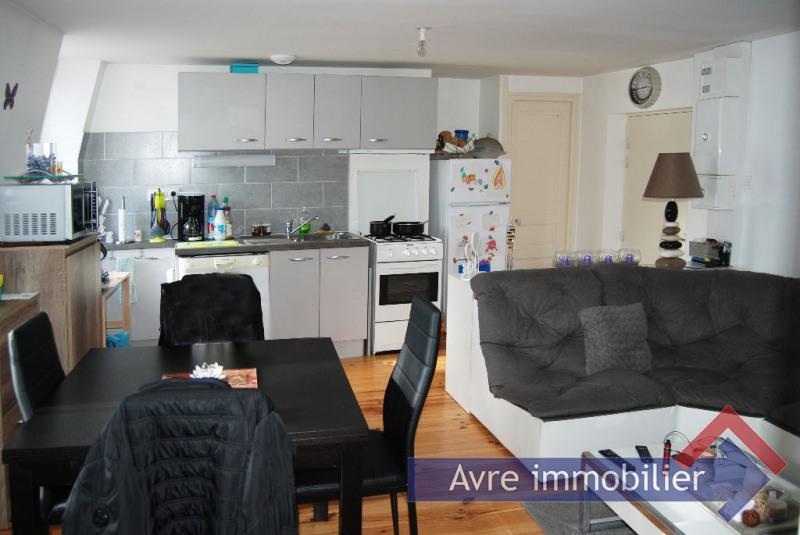 Vente appartement Verneuil d avre et d iton 75000€ - Photo 1