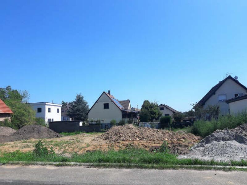Vente terrain Haguenau 234300€ - Photo 1
