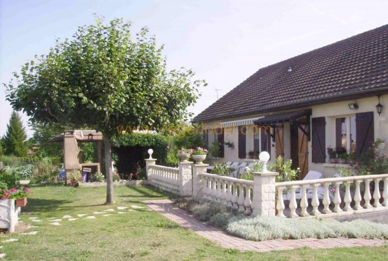 Vendita nell' vitalizio di vita casa Villegouin 45000€ - Fotografia 2