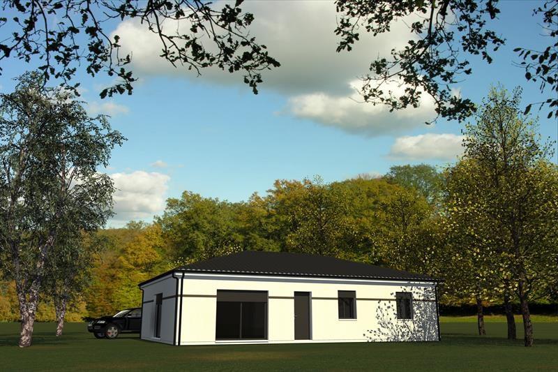 Maison  5 pièces + Terrain 696 m² Camarsac par BATICA