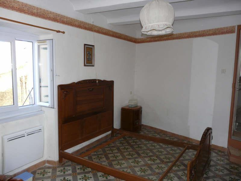 Vendita casa Lussan 129000€ - Fotografia 7