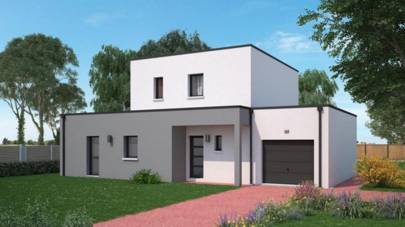 Maison  5 pièces + Terrain 378 m² Sucé-sur-Erdre par MORTIER CONSTRUCTION