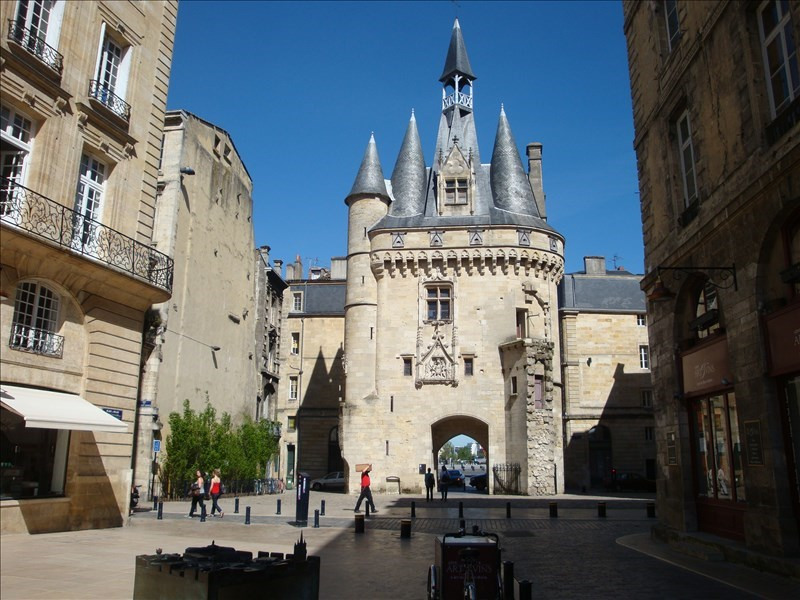 Location appartement Bordeaux 460€ CC - Photo 1