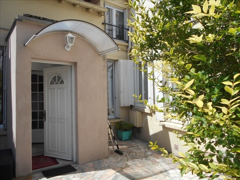 Sale house / villa Maisons-laffitte 375 000€ - Picture 1