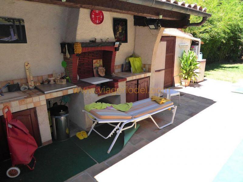 Vendita nell' vitalizio di vita casa Auribeau-sur-siagne 36000€ - Fotografia 13