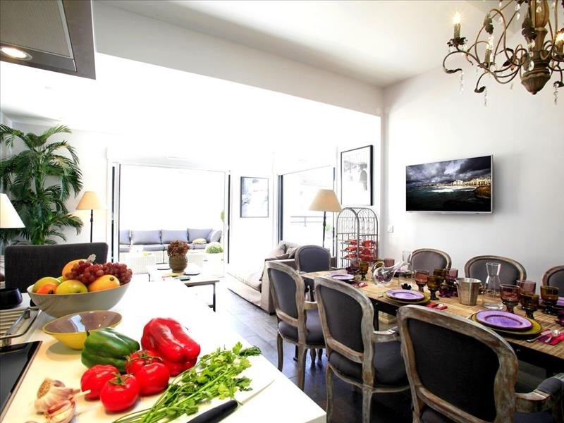 Deluxe sale apartment Biarritz 843000€ - Picture 2