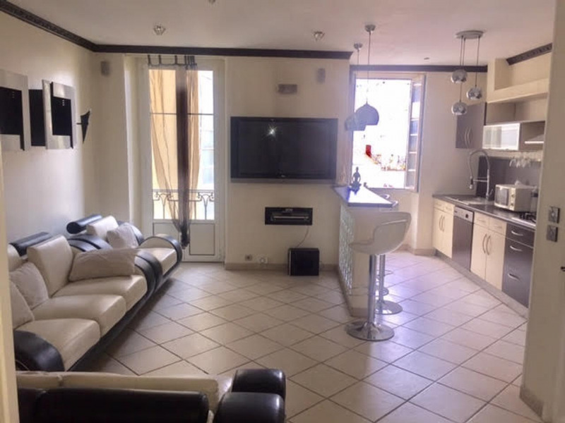 Vente appartement Nice 221 000€ - Photo 1