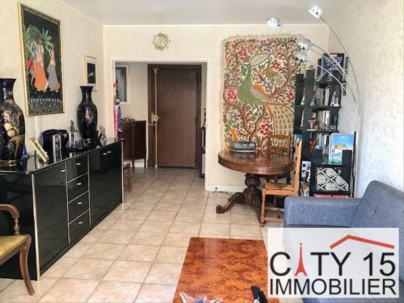 Sale apartment Paris 15ème 505000€ - Picture 3