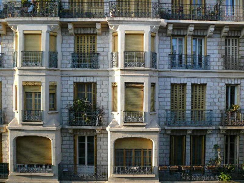 Rental apartment Nice 580€ CC - Picture 1